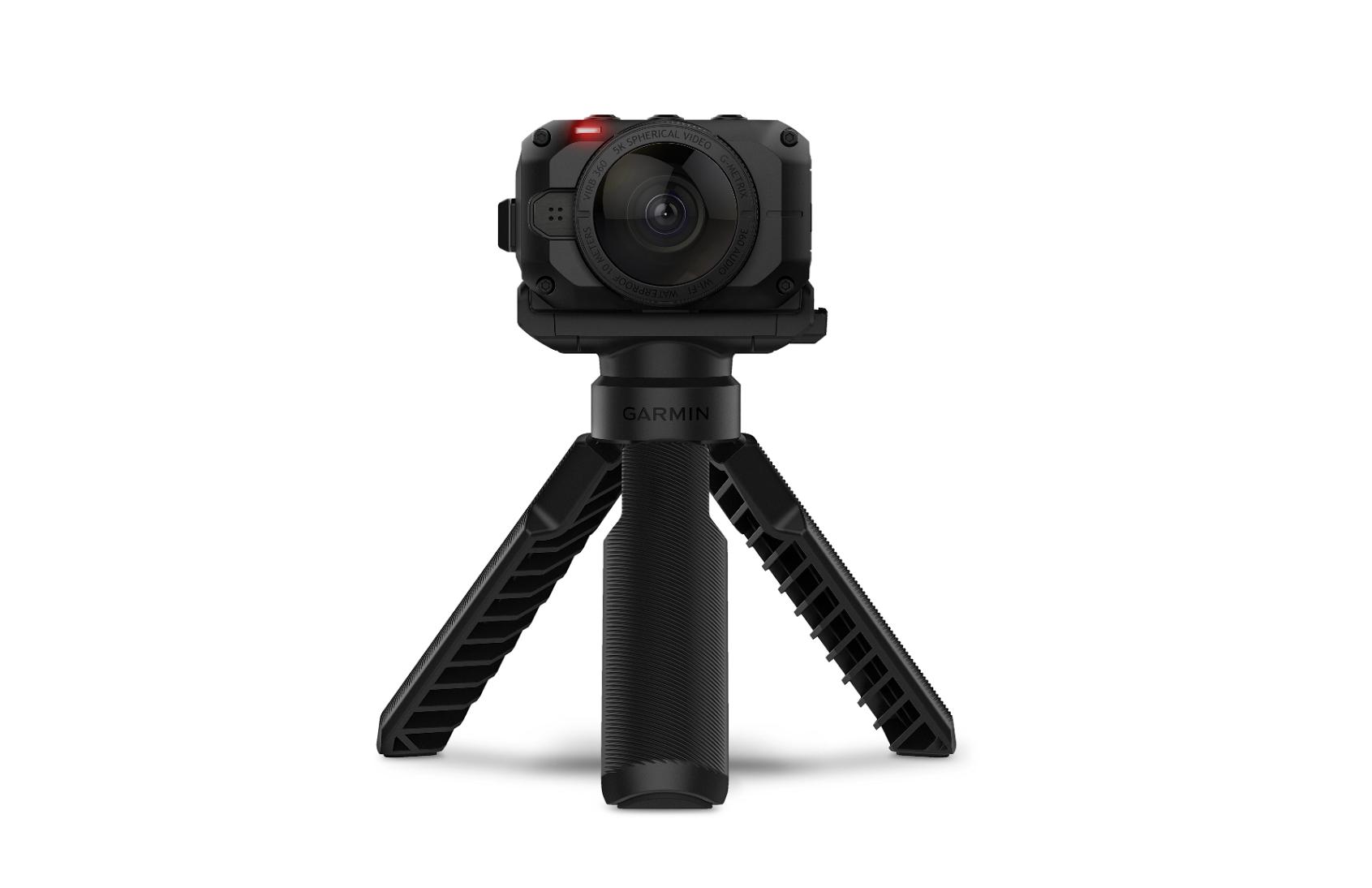 是看好全景與 VR 內容創作, Garmin 推出 VIRB 360 全景相機這篇文章的首圖