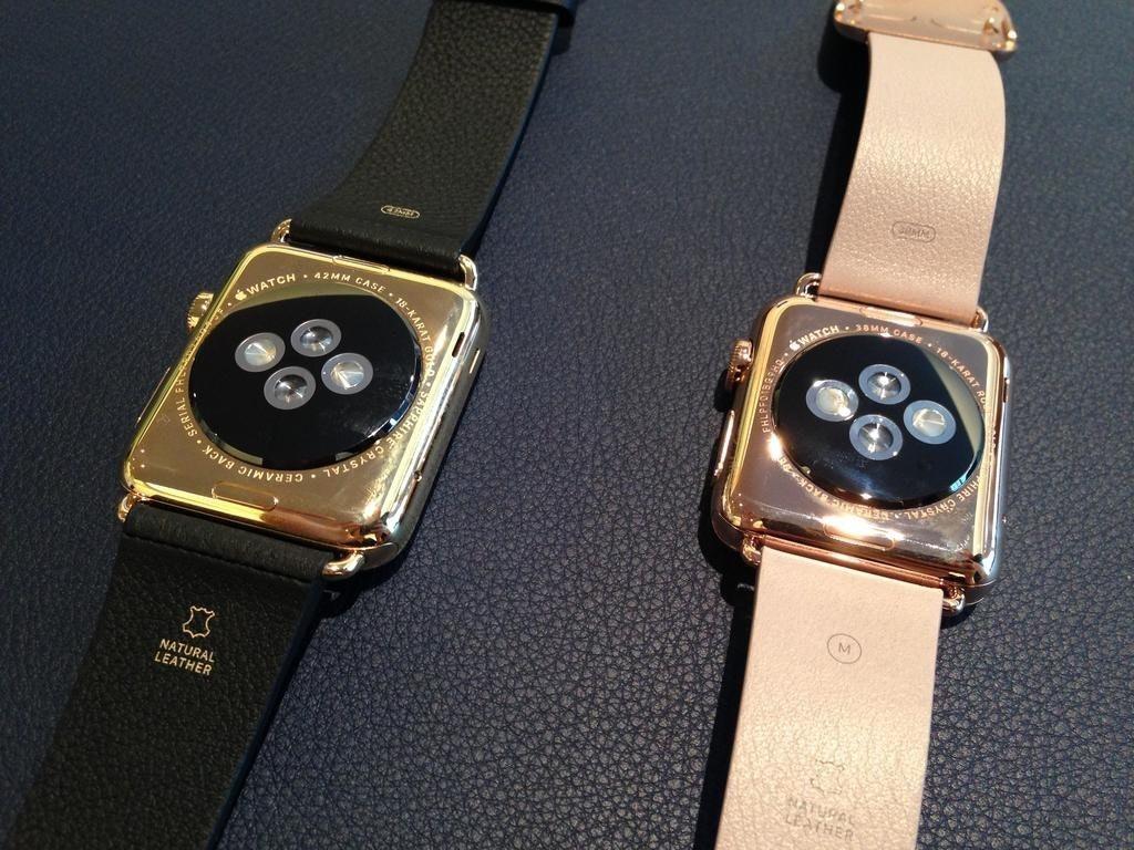 是[蘋科技] Apple Watch 怎麼選?銀座蘋果店動手玩給你看!連最貴那支 Edition 都有喔!這篇文章的首圖