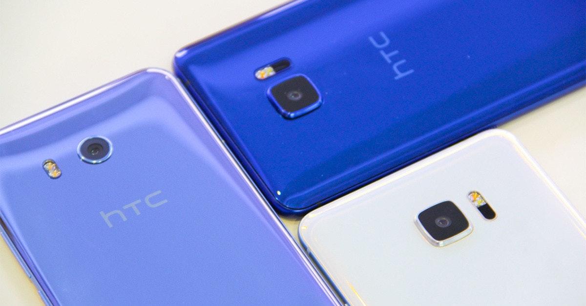 是懶科技:哪一機最對味? 2017 HTC旗艦機大評比這篇文章的首圖