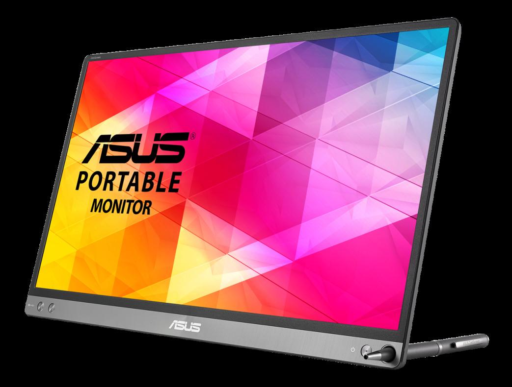 是華碩推出超薄 15.6 吋 USB Type-C 外接顯示器 ZenScreen MB16AC ,單一 Type-C 搞定供電、影像訊號這篇文章的首圖