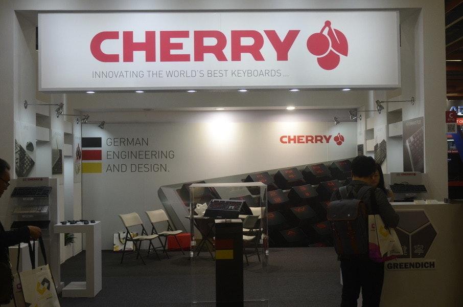 是Computex:Cherry展出鋁上蓋有手托的鍵盤MX Board 6.0 G80-3930,訴求高品質以及極快的反應時間這篇文章的首圖