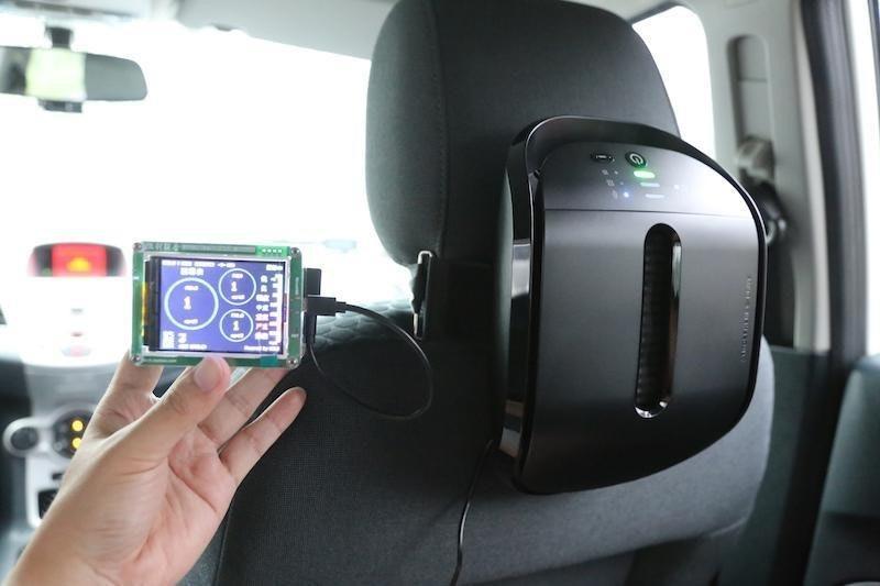 是俥科技:5 分鐘改善車內空氣,安麗 Atmosphere Drive 車用空氣清淨機開箱實測這篇文章的首圖