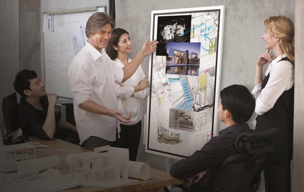 是CES 2018 :三星互動數位白板 Samsung Flip 為互動會議帶來新風貌這篇文章的首圖