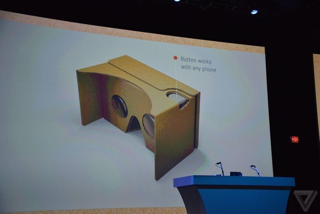 是Google I/O 2015:Google Cardboard 玩真的!而且已經超過百萬使用者這篇文章的首圖