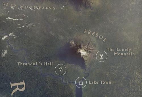 是在 Chrome 遨遊《魔戒》中土世界這篇文章的首圖