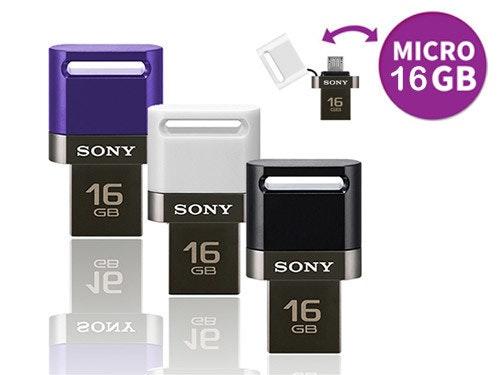 是每日好東西:SONY OTG 隨身碟 16GB 369 元你買嗎?這篇文章的首圖