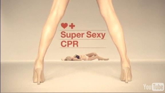 是如果學校的CPR是這樣示範,我一定考滿分這篇文章的首圖
