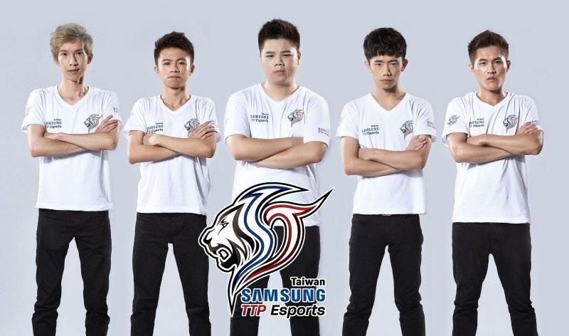 是台灣三星成立首支職業戰隊Samsung TTP Esports 跨足電競產業 這篇文章的首圖