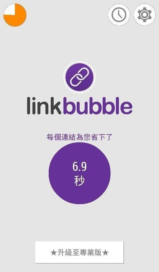 是【App推薦】Link Bubble 替你省下等待瀏覽器跑完的時間!!!這篇文章的首圖