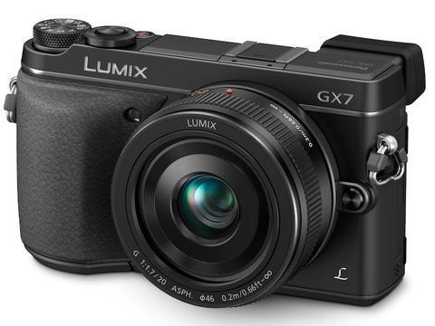 是與 GF 系列差異更顯著, Panasonic 推出 GX7 可換鏡頭相機這篇文章的首圖