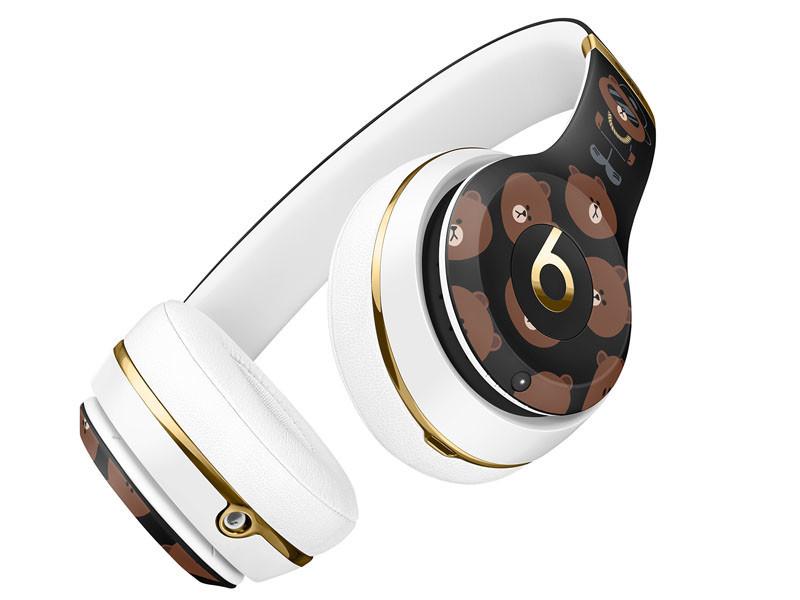 是既可愛又很潮!? LINE 與 Beats 在日本 LINE Store 推出限定版熊大 Beats Solo3 Wireless 耳機這篇文章的首圖