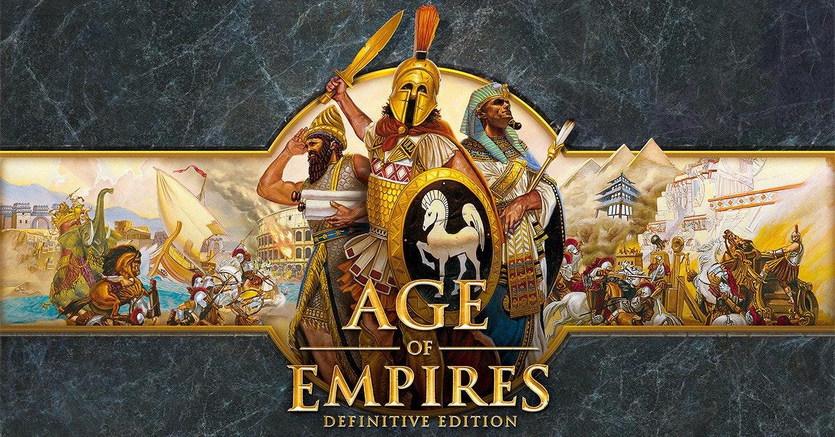 是微軟發布世紀帝國決定版 支援4K高畫質與Xbox Live多人連線模式這篇文章的首圖