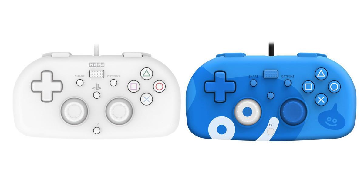 是玩科技:HORI推出輕巧型PS4手把 普通版與史萊姆版本都超吸睛這篇文章的首圖