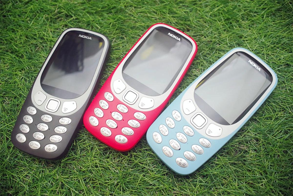 是Nokia 3310 復刻版動手玩:貪食蛇、彩色螢幕、3G 網路還能上 FB這篇文章的首圖