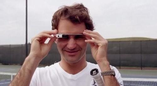 「費爸」Roger Federer 邀大家用他的視角「看」網球