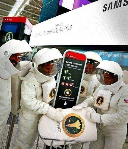 是Nokia 反諷 Samsung 宣傳:你們根本未去過銀河!這篇文章的首圖
