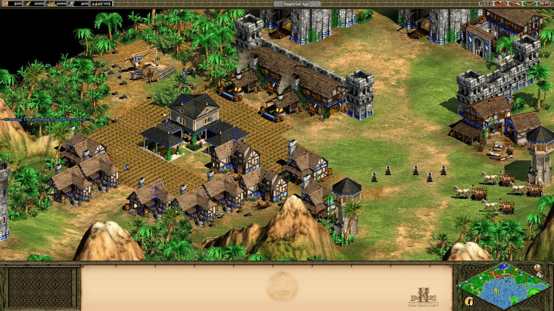是Steam遊戲特價快訊:世紀帝國II 失落的帝國《Age of Empires II HD》現在特價117元 便宜351元這篇文章的首圖