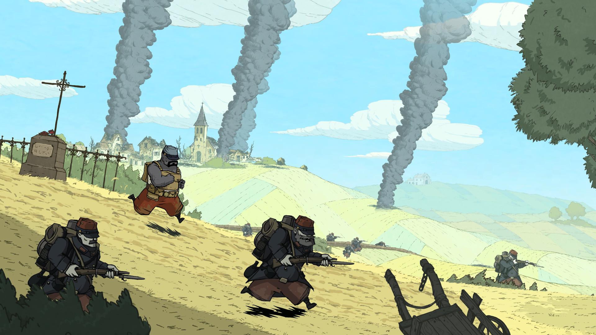 是Steam遊戲特價快訊:《Valiant Hearts: The Great War™ / Soldats Inconnus : Mémoires de la Grande Guerre™》現在特價121元 便宜284元這篇文章的首圖