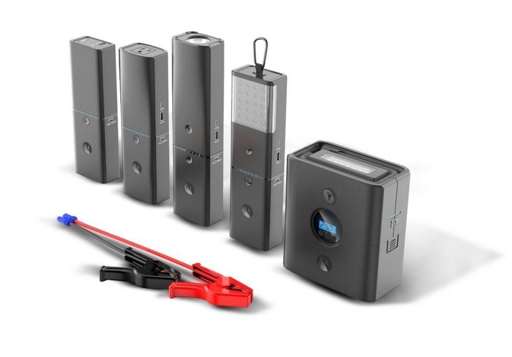 是標榜耐用、放電效率高且安全 Motorola以鋁鋰離子電池技術打造生活備援電池這篇文章的首圖