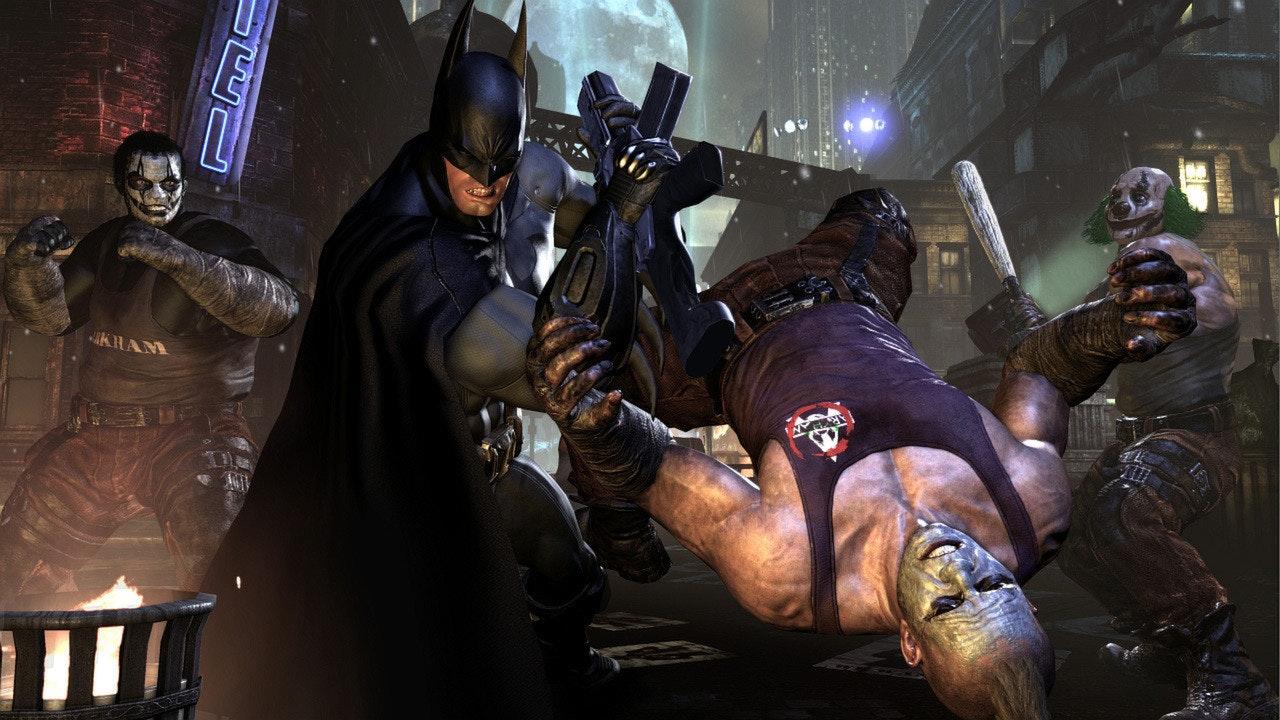 是Steam遊戲特價快訊:白金版遊戲《Batman: Arkham City - Game of the Year Edition》現在特價117元 便宜351元這篇文章的首圖