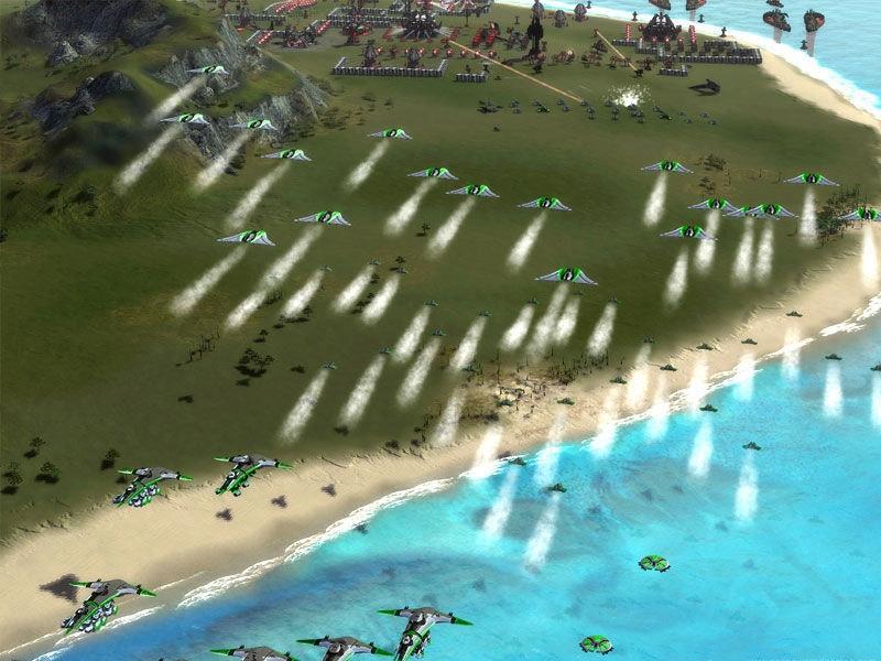 是Steam遊戲特價快訊:最高指揮官《Supreme Commander: Forged Alliance》現在特價76元 便宜304元這篇文章的首圖