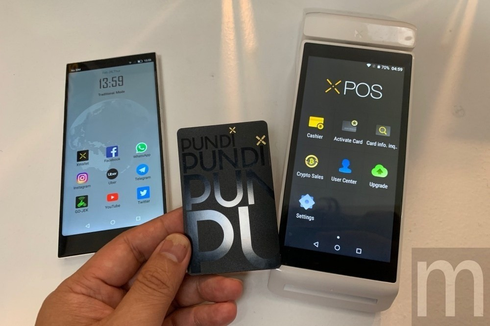 是發行代幣、建立去中心化交易平台的Pundi X,終於推出自有區塊鏈手機這篇文章的首圖