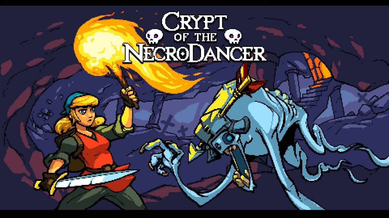 是Steam遊戲特價快訊:节奏地牢《Crypt of the NecroDancer》現在特價79元 便宜319元這篇文章的首圖