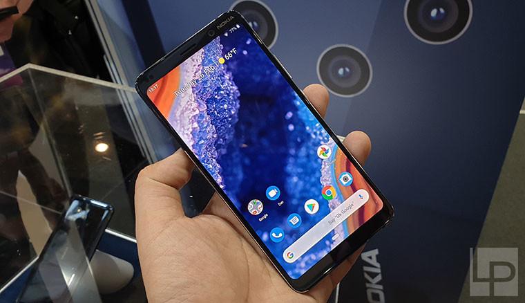 是重返榮耀之作?搭載蔡司五鏡頭的Nokia 9 PureView簡單動手玩這篇文章的首圖