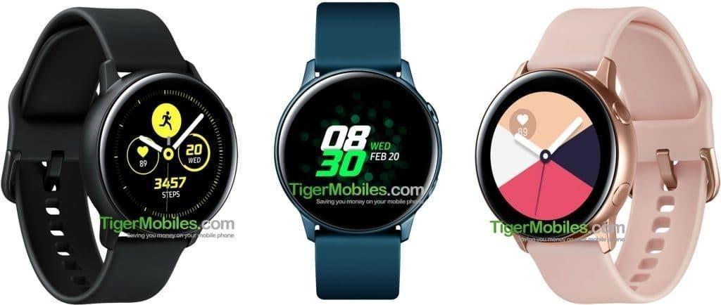 是韌體資訊顯示三星將推出的新款智慧手錶名稱為Galaxy Watch Active這篇文章的首圖