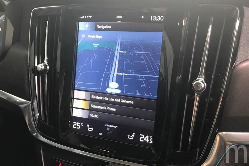 是Google與Volvo、Audi合作打造的原生Android Auto車載系統將於2020年推出這篇文章的首圖
