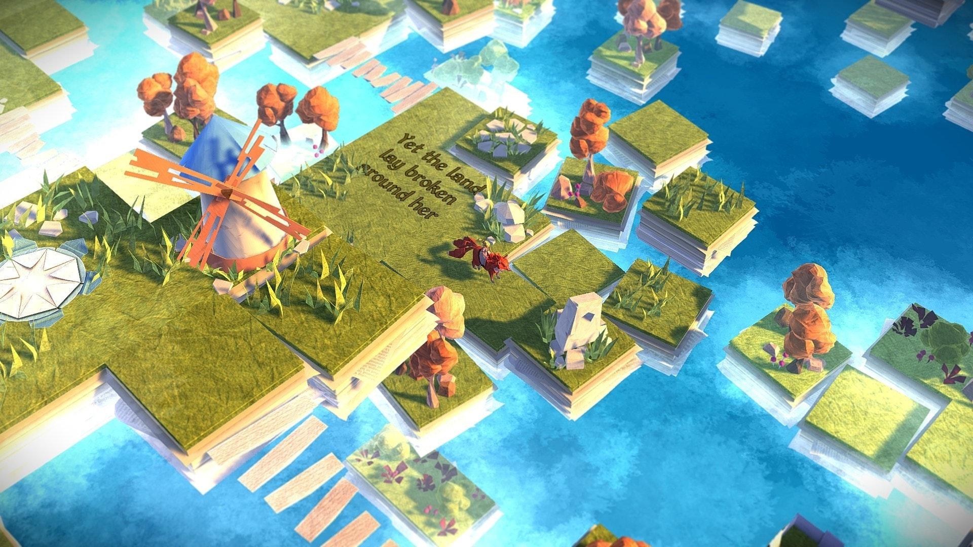 是Steam遊戲特價快訊:《Epistory - Typing Chronicles》現在特價99元 便宜299元這篇文章的首圖