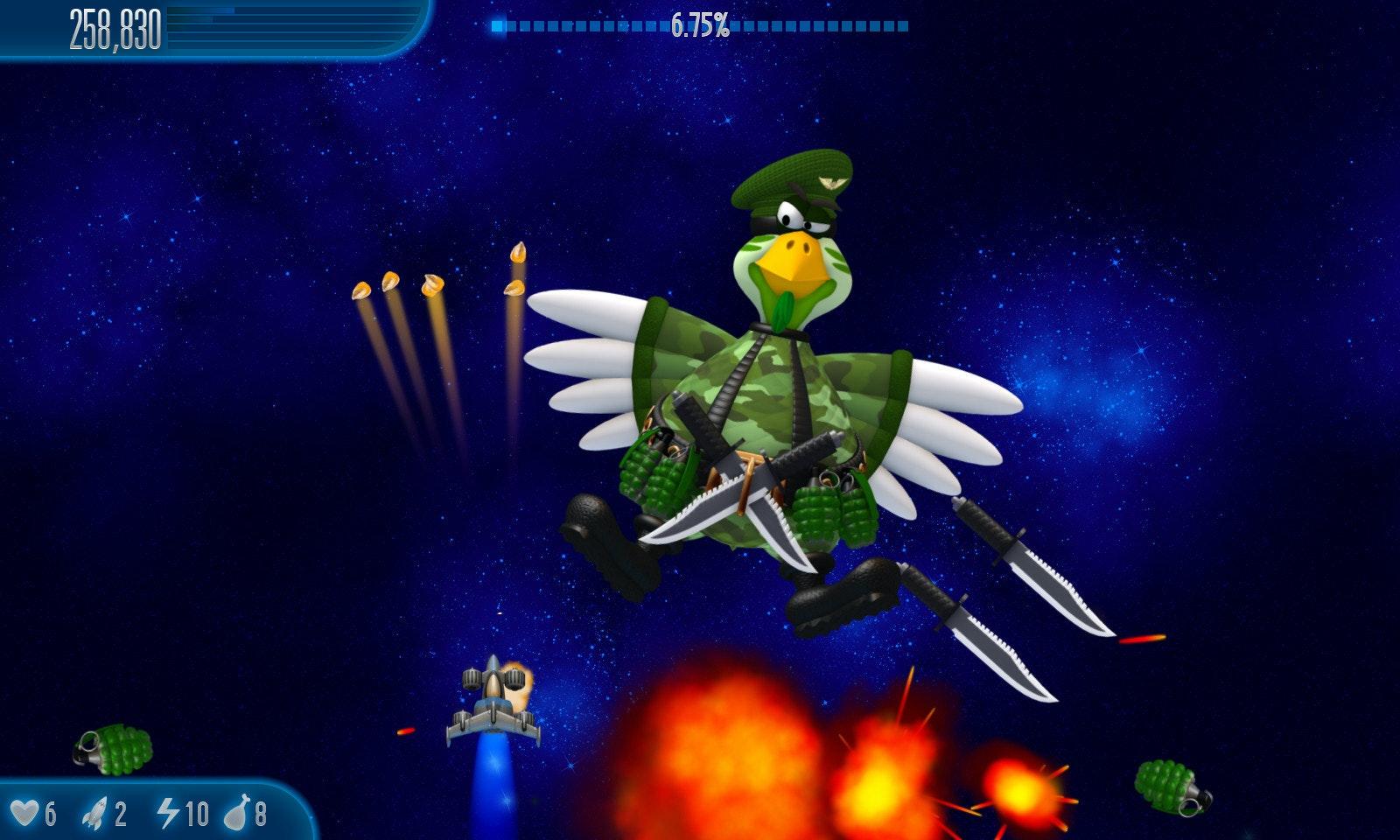 是Steam遊戲特價快訊:《Chicken Invaders 5》現在特價51元 便宜51元這篇文章的首圖