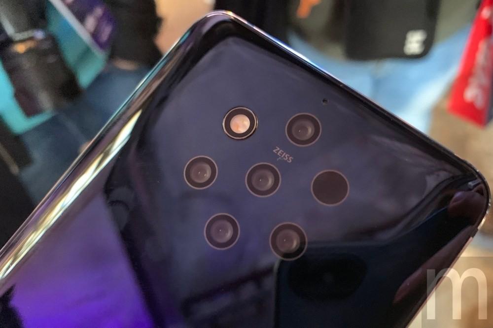 是搭載特殊5組環狀相機模組的Nokia 9 PureView正式揭曉這篇文章的首圖
