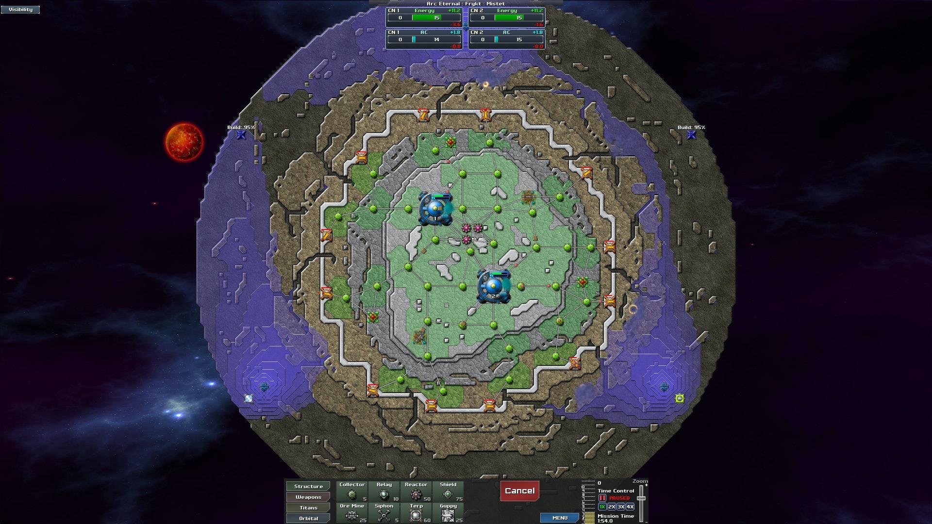 是Steam遊戲特價快訊:《Creeper World 3: Arc Eternal》現在特價53元 便宜215元這篇文章的首圖