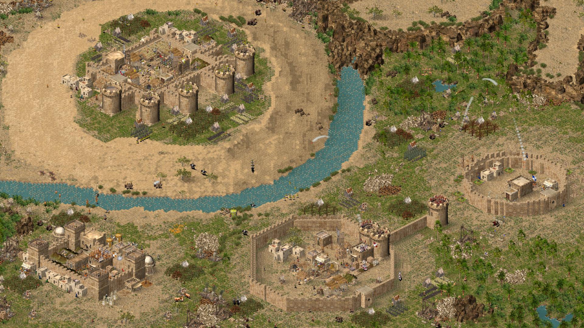 是Steam遊戲特價快訊:《Stronghold Crusader HD》現在特價59元 便宜239元這篇文章的首圖