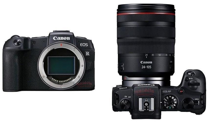 是消息指稱Canon準備推出輕量款全片幅無反相機EOS RP這篇文章的首圖