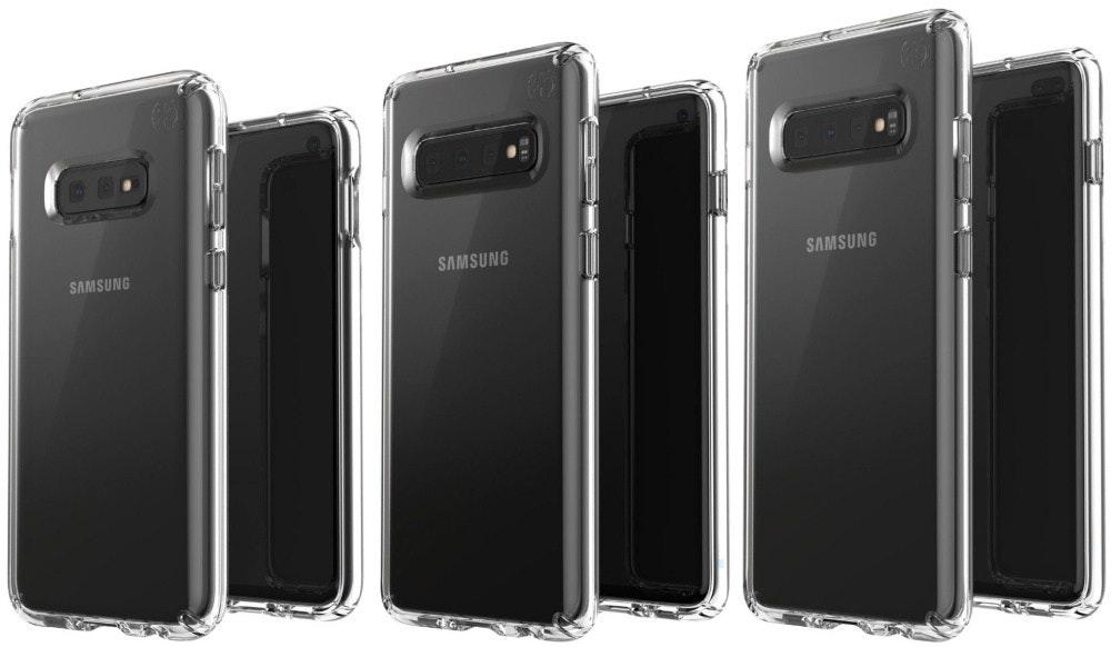 是疑似Galaxy S10實機外觀曝光 最高搭載「2+3」組鏡頭、搭載螢幕下指紋辨識功能這篇文章的首圖