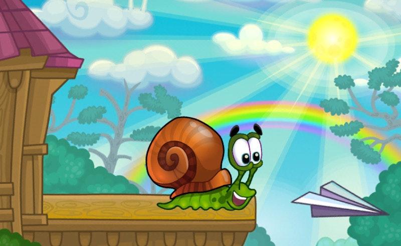 是Steam遊戲特價快訊:《Snail Bob 2: Tiny Troubles》現在特價29元 便宜119元這篇文章的首圖