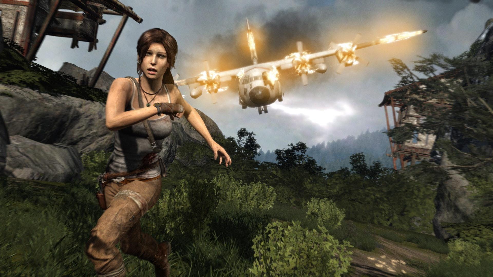 是Steam遊戲特價快訊:古墓丽影 2013年游戏《Tomb Raider》現在特價81元 便宜459元這篇文章的首圖